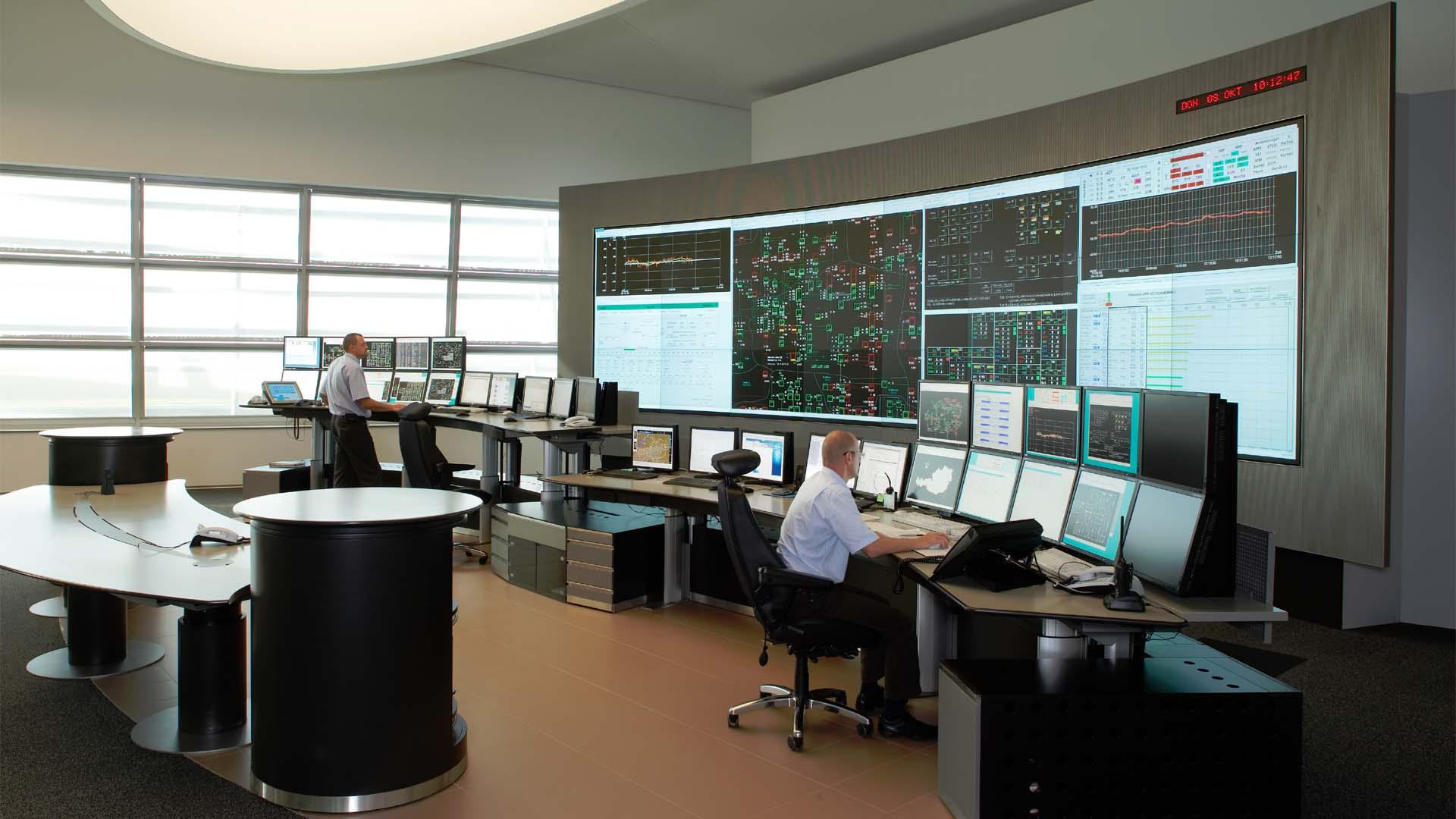 APG control centre