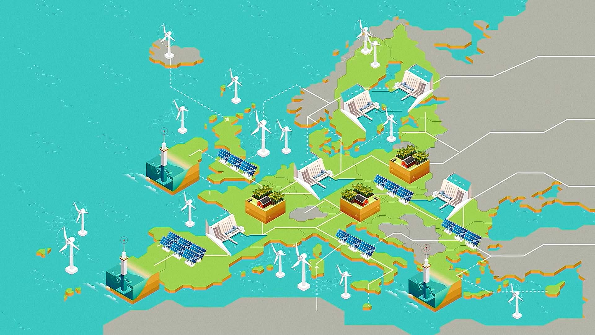 Europe archives tscnet services entso e scenario report on future power system sciox Images