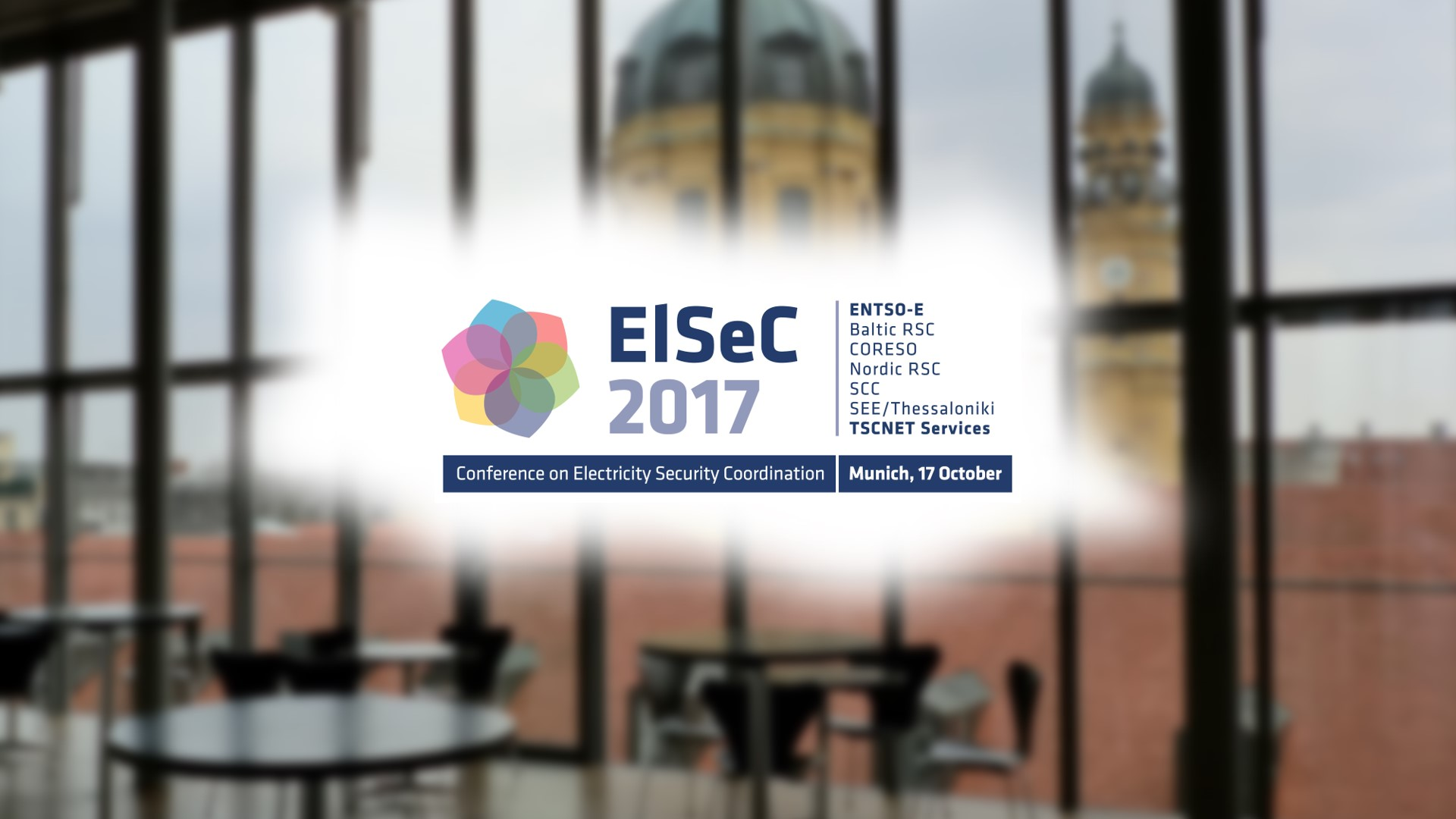 First of a series – ElSeC conference on 17 October