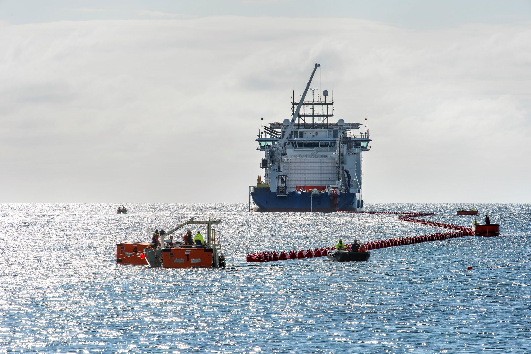 Energinet enhances Danish interconnections