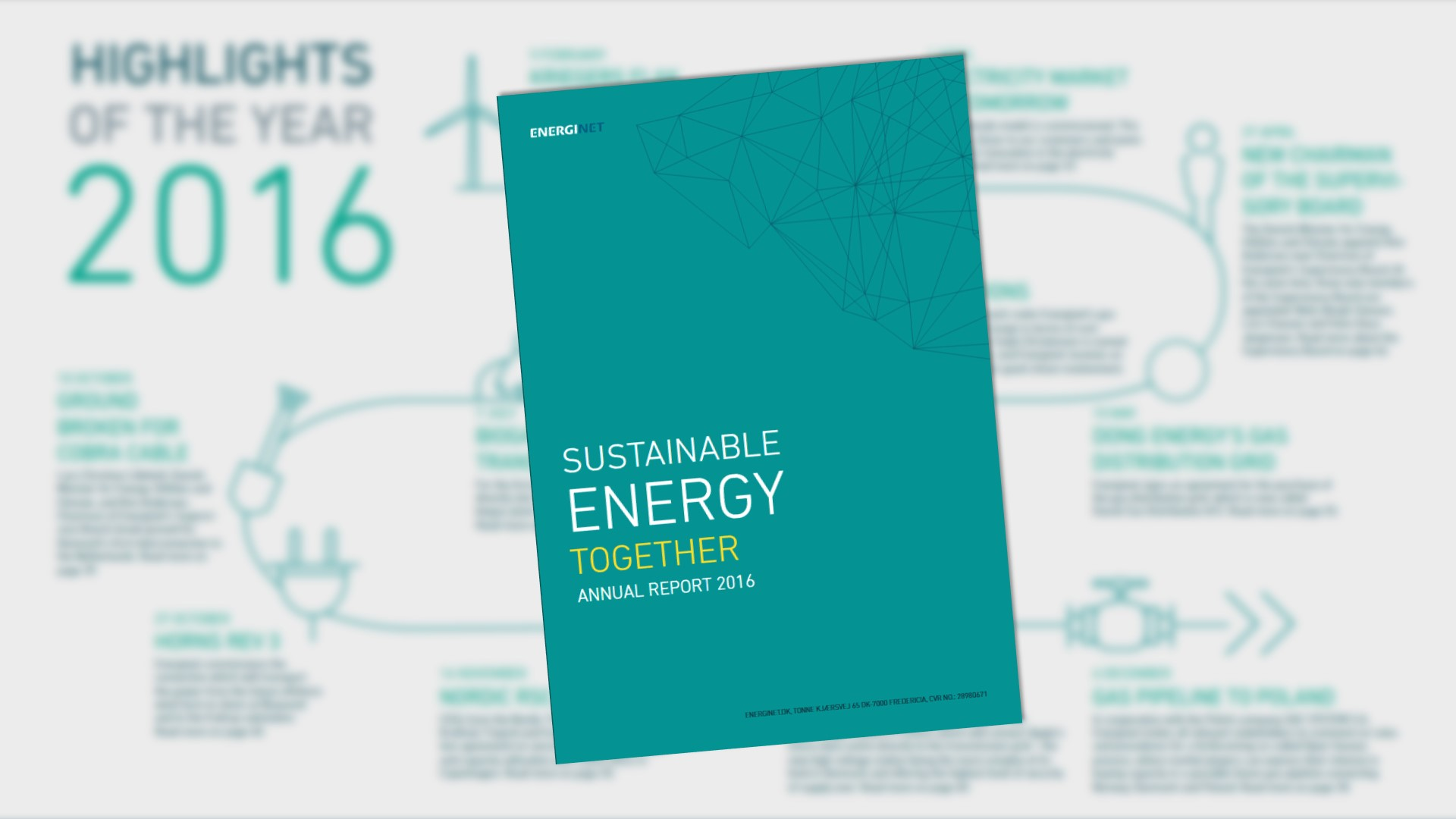 Danes heading towards a sustainable future