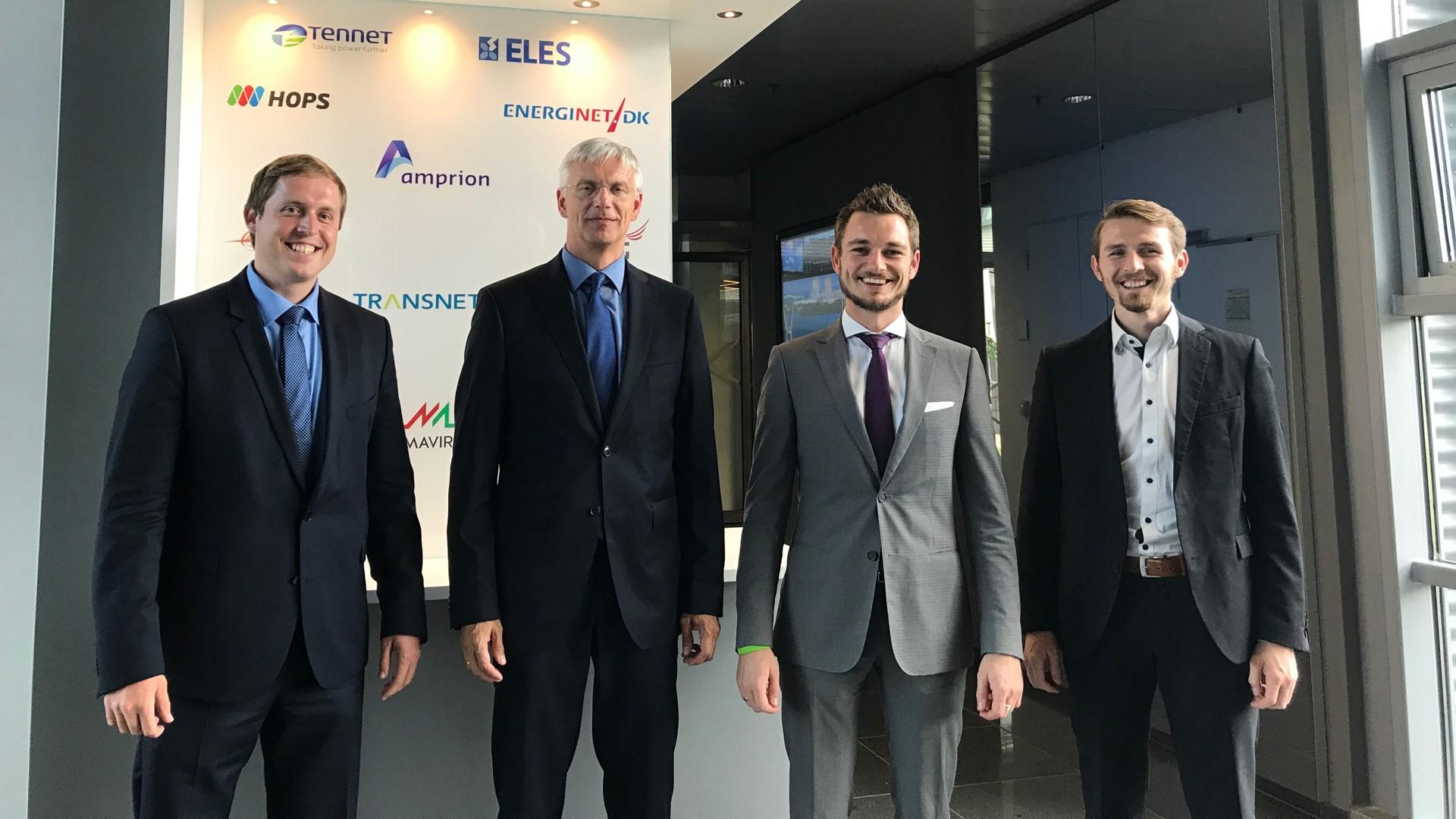 Member of the European Parliament visits TSCNET