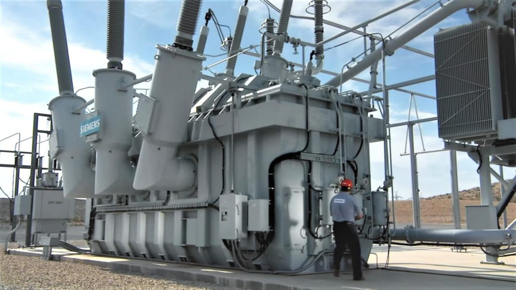 New Transformer Reaches Amprion Substation Tscnet Services