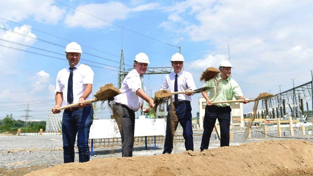 Construction Start For Suedlink Information Centre Tscnet Services