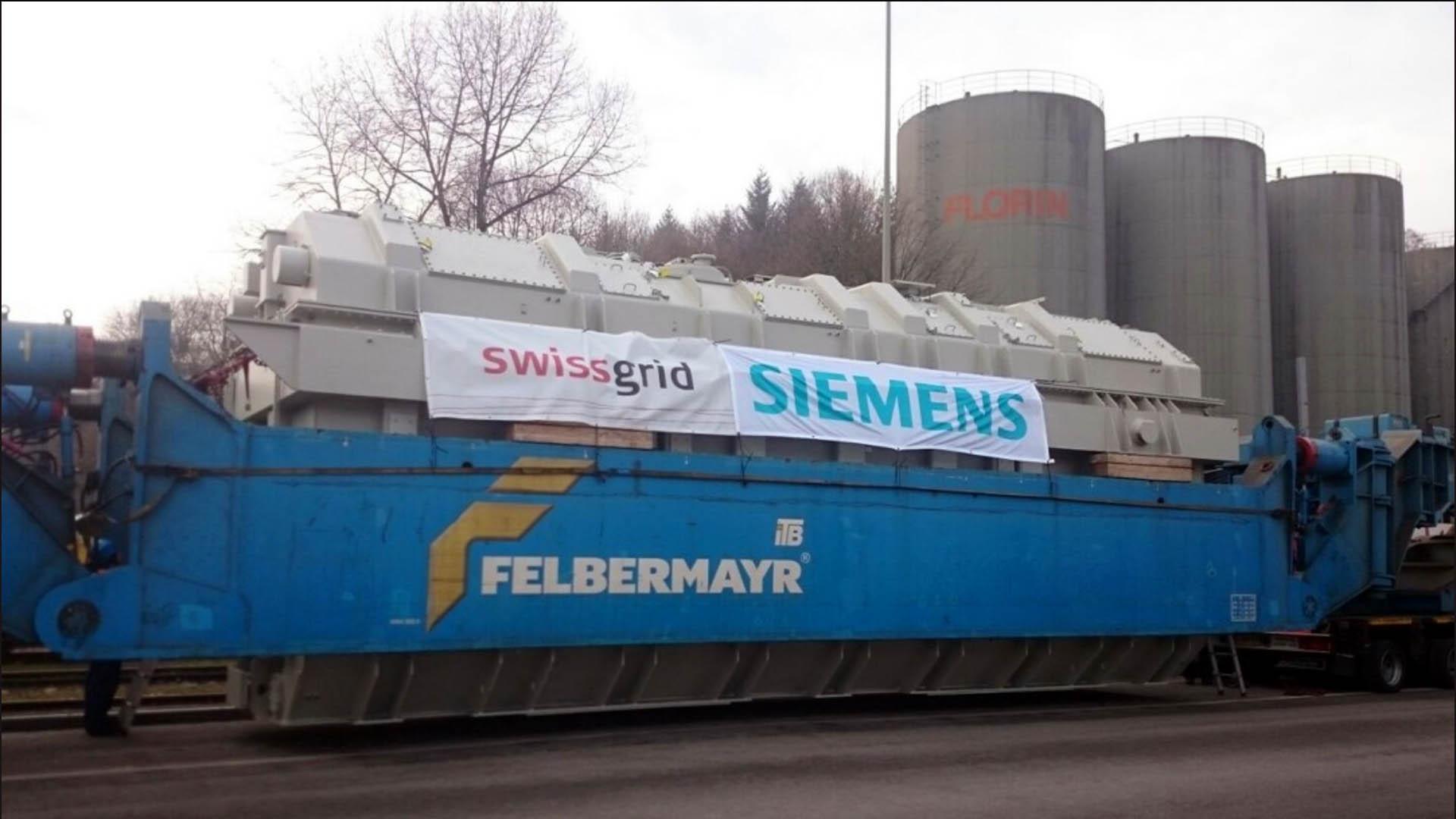 Swissgrid transformer