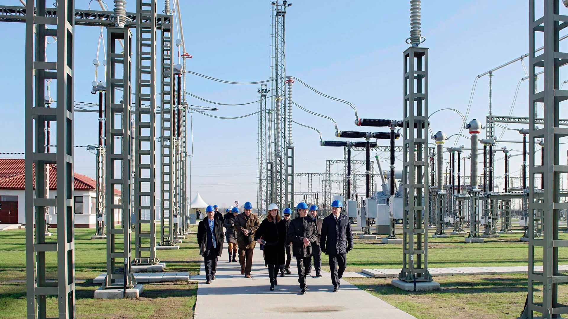 new substation in hungary tscnet services