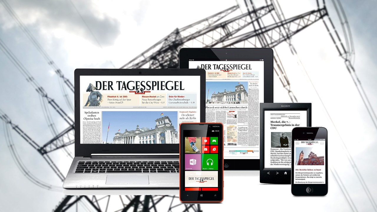 """Tagesspiegel Background"": ""Most valuable advice"""