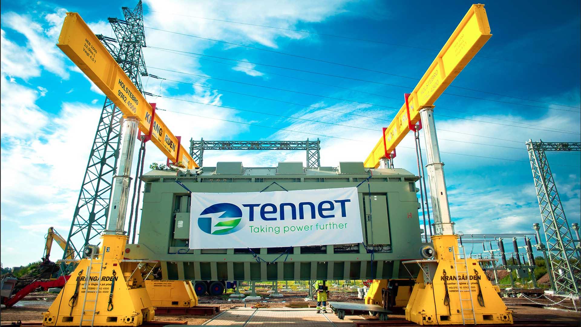 TenneT transformer