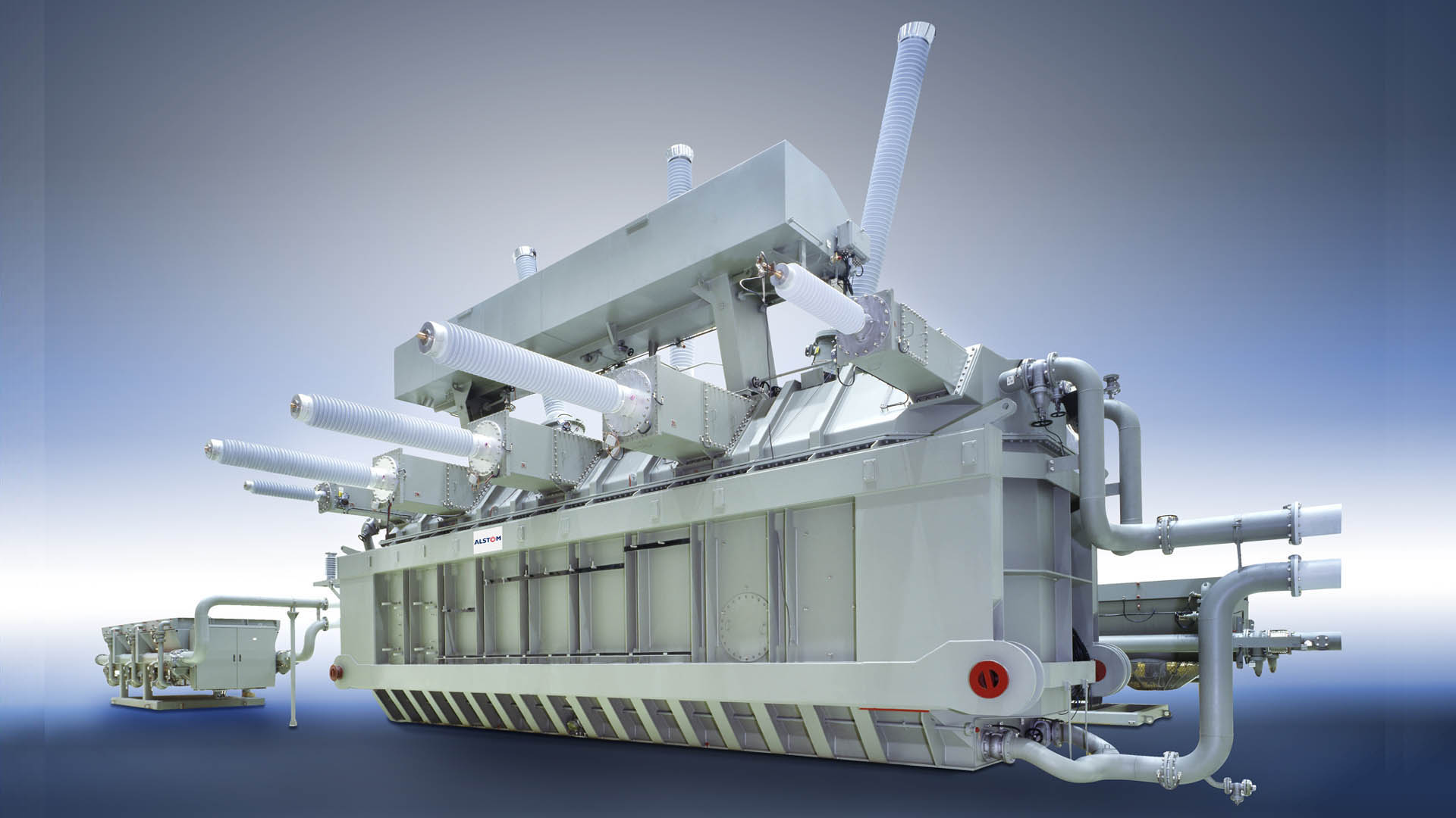 Heavyweight transformers for Amprion and TenneT