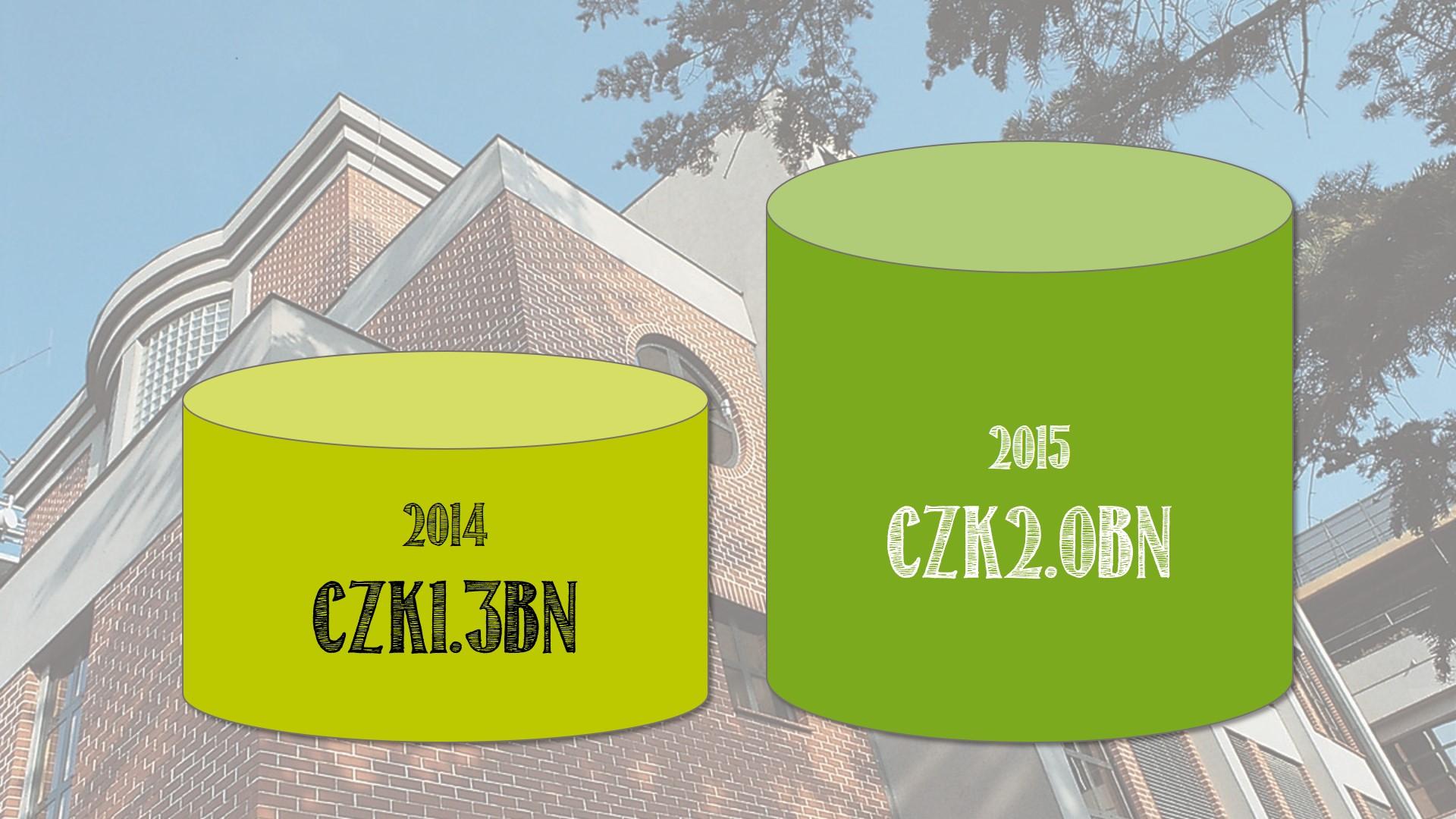 ČEPS profit grow 52%